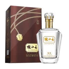 42°枝江白酒 柔雅枝江王钻王 粮食酒 500ml*1单瓶 礼盒装酒水