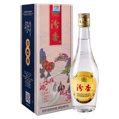 53°汾杏清香型白酒 杏花村 汾杏F20卡盒425ml单瓶装(无手提袋)