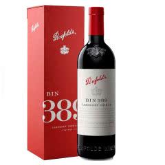 奔富(Penfolds)澳洲红酒Bin389赤霞珠设拉子红葡萄酒750ml