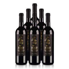 法国整箱红酒法国思慕干红葡萄酒750ml(6瓶装)