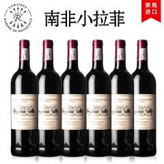 南非原瓶进口红酒 罗伯乐富齐 南非小拉菲传统红葡萄酒红酒整箱 750ml*6