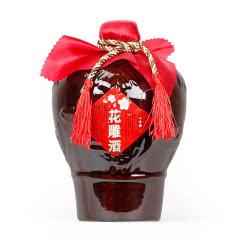 绍兴产黄酒三斤醇正十年陈花雕酒1.5L媲美女儿红大坛自饮料酒糯米酒