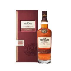 43°英国格兰威特单一麦芽苏格兰威士忌21年陈酿700ml