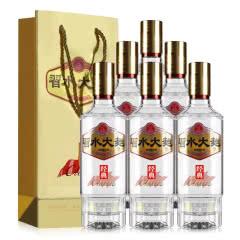 52°茅台集团 习酒习水大曲 浓香型纯粮白酒500ml*6瓶装