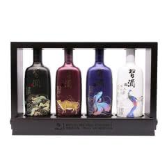 贵州习酒天地仁和套装500ml*4瓶酱香型白酒(带展架)