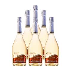 西班牙爱之湾晶白莫斯卡托低醇甜起泡葡萄酒750ml*6