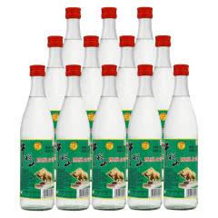 42°牛栏山陈酿白酒 500ml(12瓶装)
