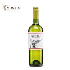 智利进口蒙特斯经典系列长相思干白葡萄酒750ML单支装