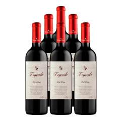 西班牙奥兰传奇干红葡萄酒750ml(6瓶装)