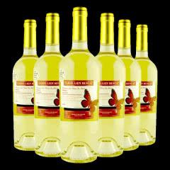 法国红酒原瓶进口 圣尚巴黎之恋系列 麝香甜白  750ml*6