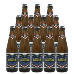 燕京啤酒 10度精酿白啤V10 426ml(12瓶装)