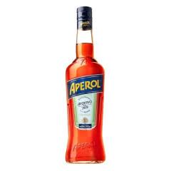 阿佩罗 Aperol 利口酒力娇酒 意大利原装进口洋酒 调酒基酒 开胃酒 女士酒700ml