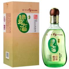 (买一送一)泸州老窖 绿豆大曲 送礼佳品白酒露酒500ml 金之豆 41.8度 单瓶装