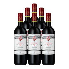 法国传奇源自拉菲罗斯柴尔德经典玫瑰红葡萄酒750ml*6