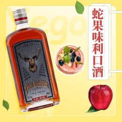 17º野格哈古雷斯蛇果利口酒700ml
