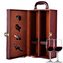 凤尾两支礼盒(带酒杯)  赠品  单拍不发!