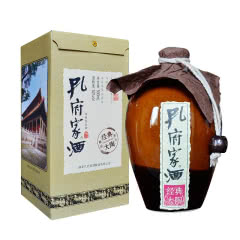 52度孔府家酒经典大陶浓香型白酒 纯粮食酒500ml