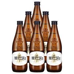 53°蒙巴汉原浆酒 500ml(6瓶装)