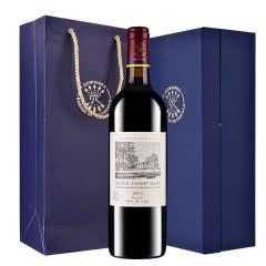 拉菲 法国原瓶进口红酒 罗斯柴尔德 拉菲杜哈米隆古堡正牌干红葡萄酒礼盒装750ml