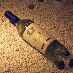 意大利原瓶进口葡萄酒 卡斯特拉尼康特卡萨诺干白葡萄酒果酒干型低酸750ml单支装