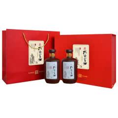 52°孔府家酒儒雅大礼盒儒雅浓香型白酒 500ml(2瓶装)
